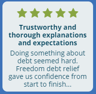 Trustworthy and thorough explanations and expectations